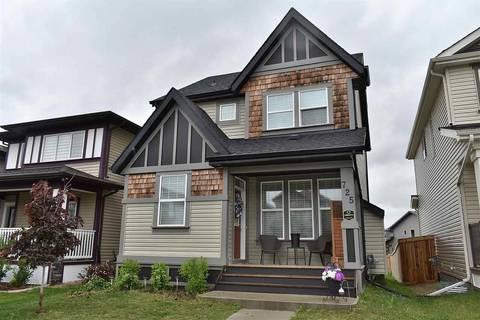 House for sale at 725 Secord Blvd Nw Edmonton Alberta - MLS: E4163118
