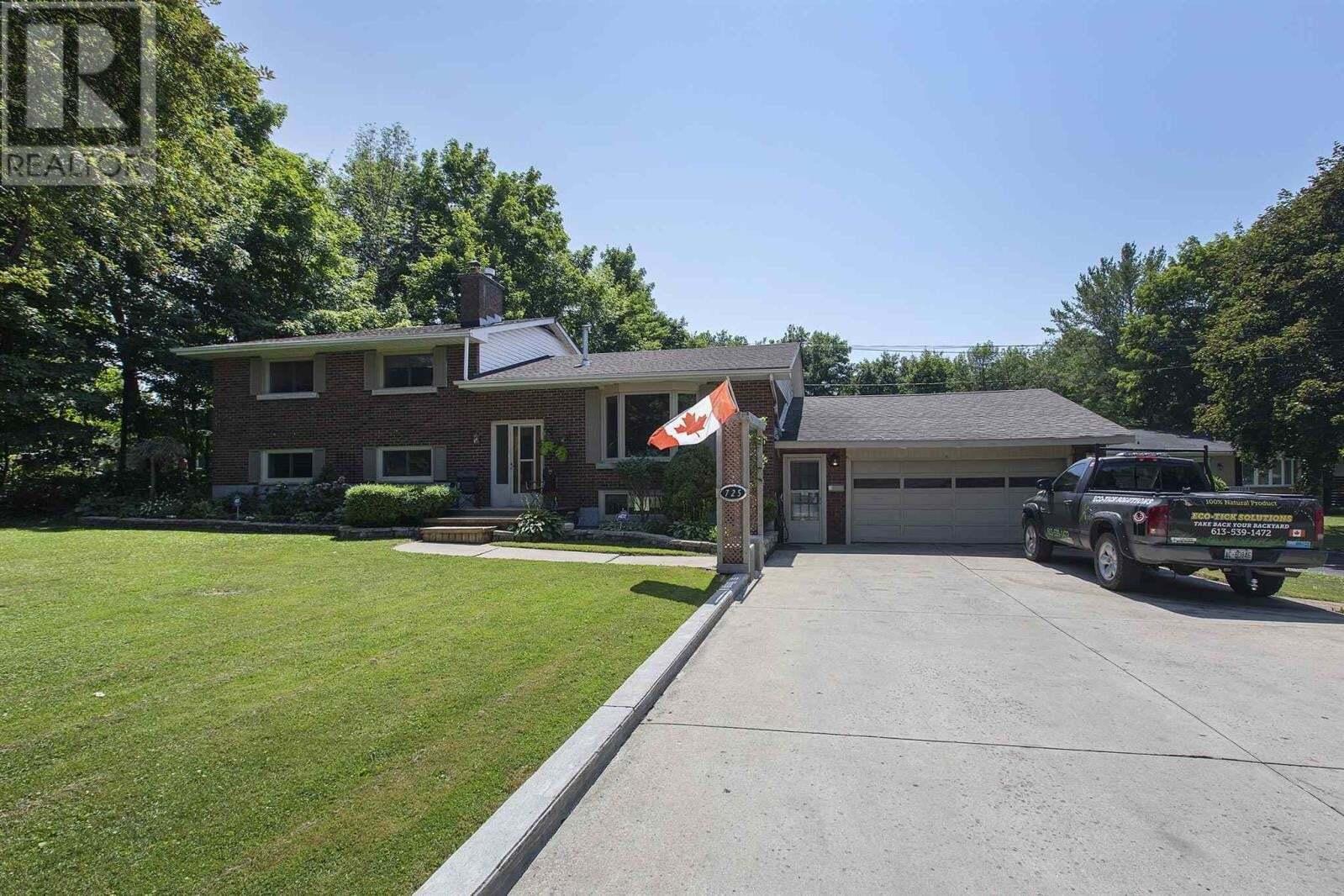 House for sale at 725 Tacoma Cres Kingston Ontario - MLS: K20003842
