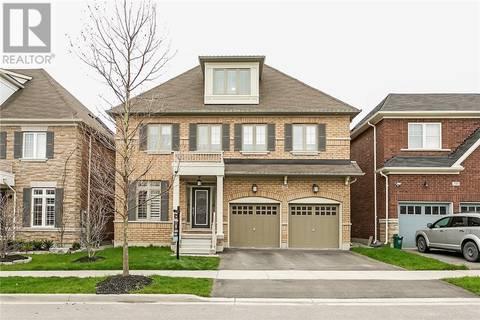 House for sale at 725 Wettlaufer Te Milton Ontario - MLS: 30734219