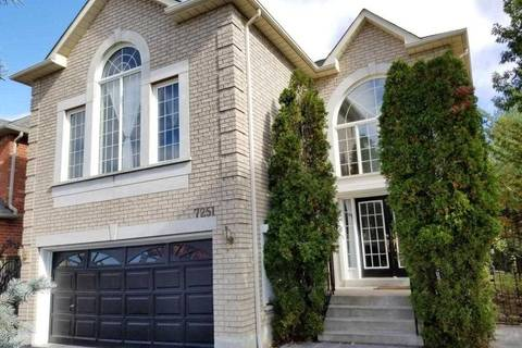 House for sale at 7251 Waldorf Wy Mississauga Ontario - MLS: W4601958
