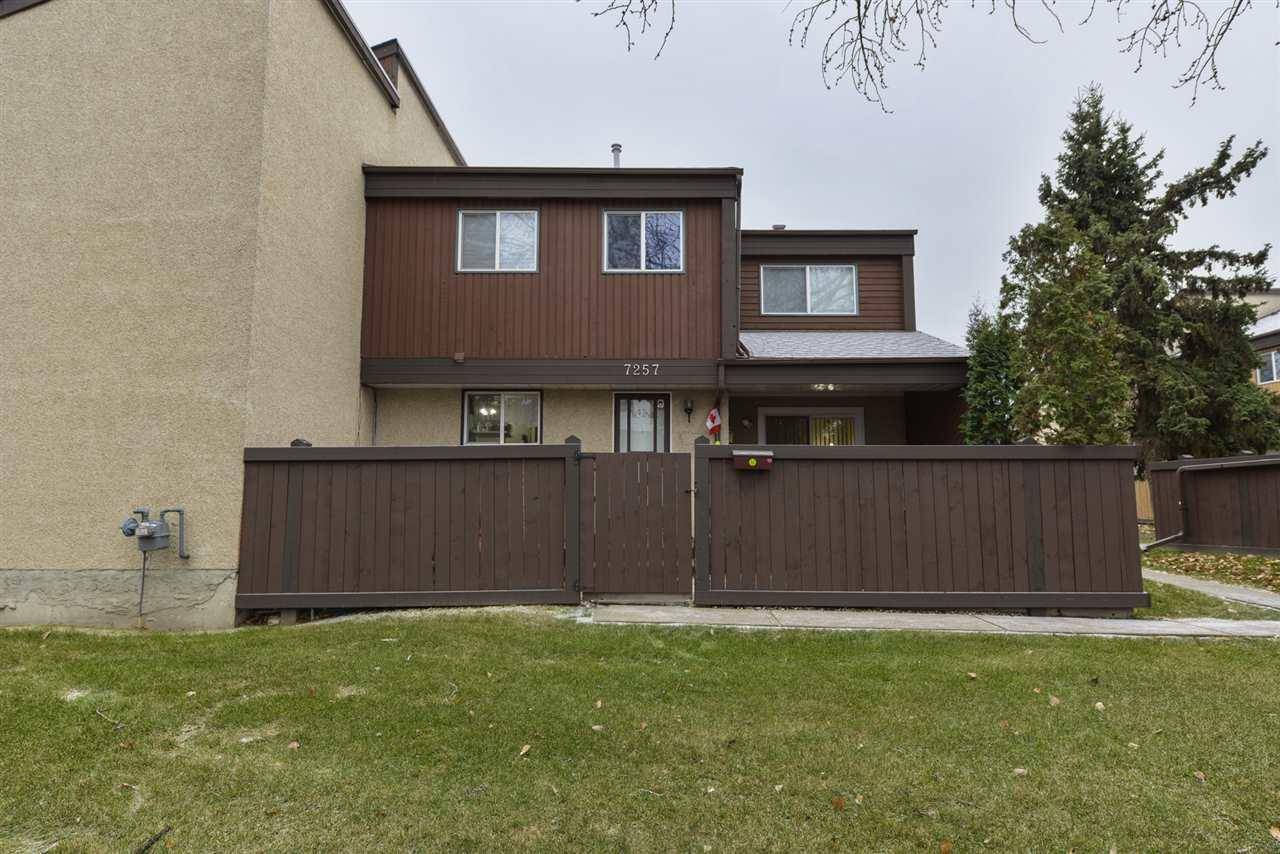 Townhouse for sale at 7257 180 St Nw Edmonton Alberta - MLS: E4190129