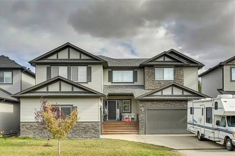 House for sale at 726 Canoe Ave Southwest Airdrie Alberta - MLS: C4270784