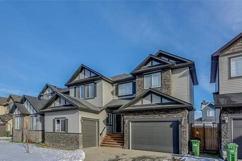 House for sale at 726 Canoe Ave Southwest Airdrie Alberta - MLS: C4280242