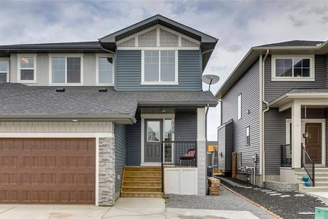 Townhouse for sale at 726 Edgefield Cres Strathmore Alberta - MLS: C4293979