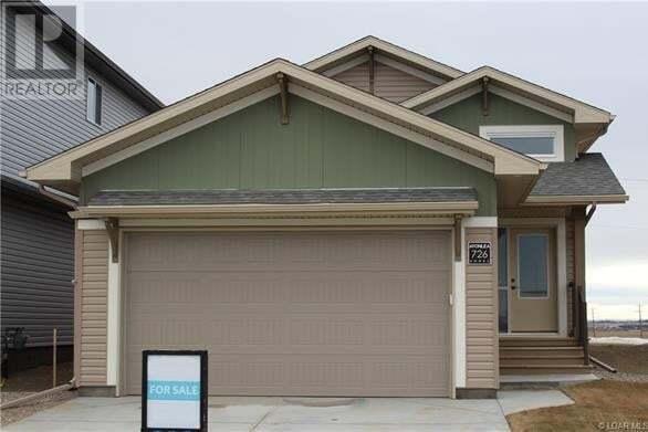 House for sale at 726 Greywolf Run North Lethbridge Alberta - MLS: LD0185554