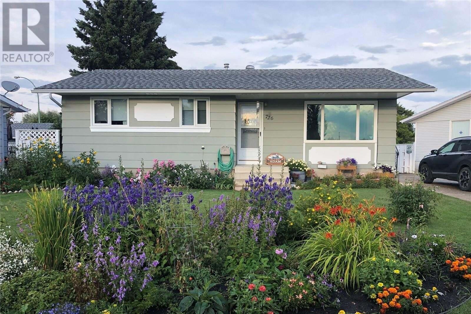 House for sale at 726 Hudson Cres Hudson Bay Saskatchewan - MLS: SK819378