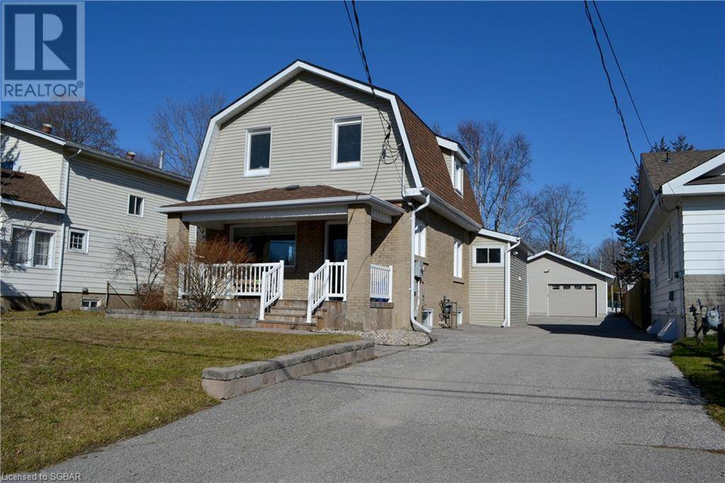 House for sale at 726 Hugel Ave Midland Ontario - MLS: 253468