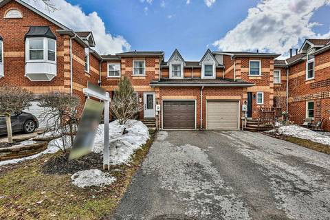 Townhouse for sale at 726 Shanahan Blvd Newmarket Ontario - MLS: N4732482