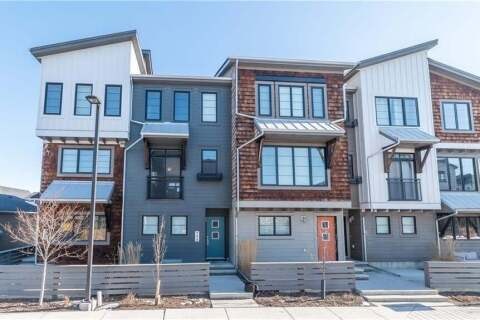 Townhouse for sale at 726 Walden Circ SE Calgary Alberta - MLS: C4290306