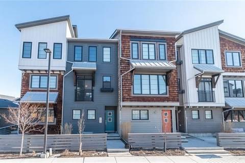 Townhouse for sale at 726 Walden Circ Southeast Calgary Alberta - MLS: C4290306