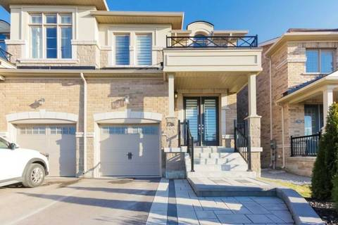 Townhouse for sale at 726 Yarfield Cres Newmarket Ontario - MLS: N4424860