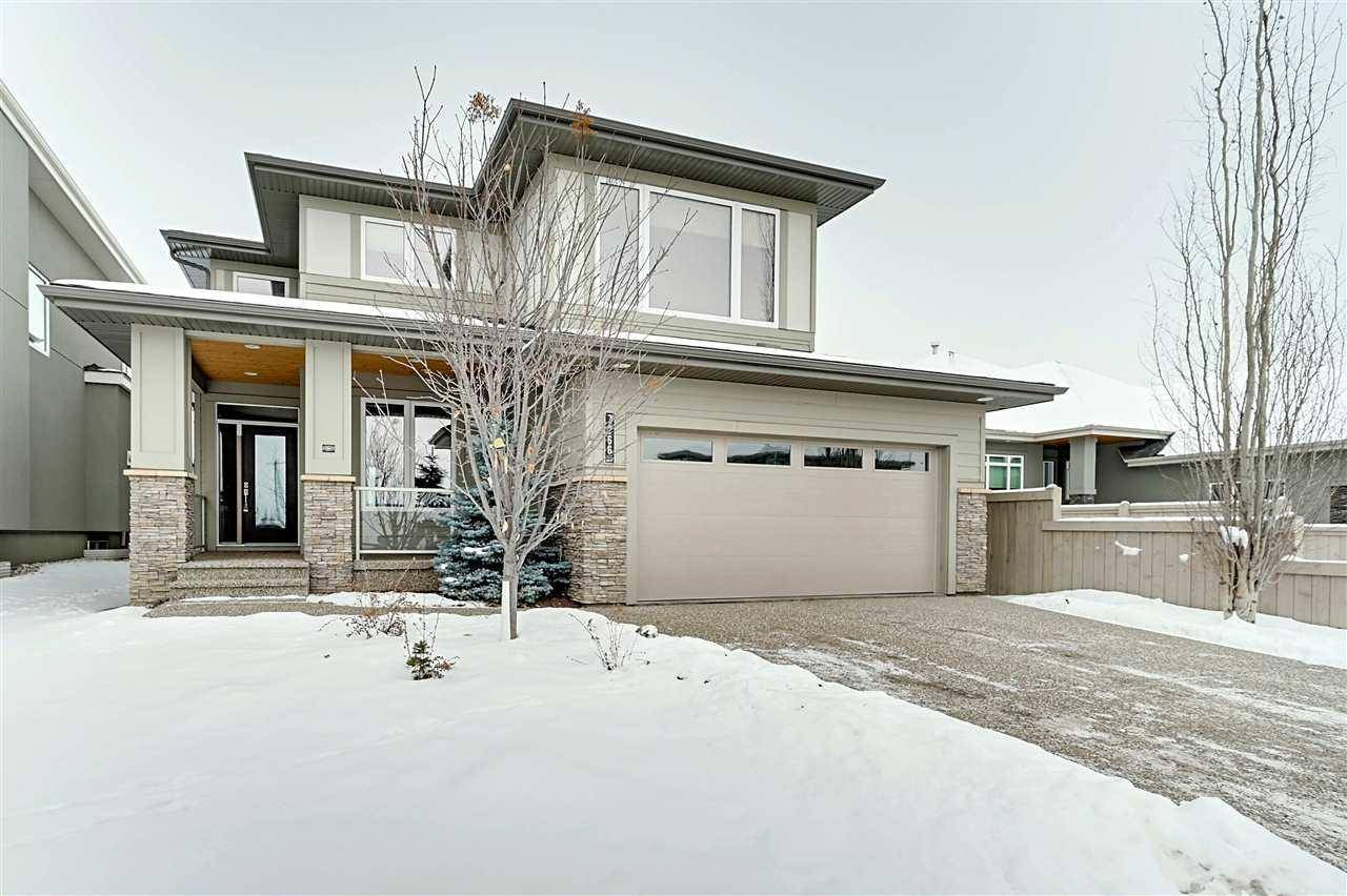 House for sale at 7266 May Rd Nw Edmonton Alberta - MLS: E4183576