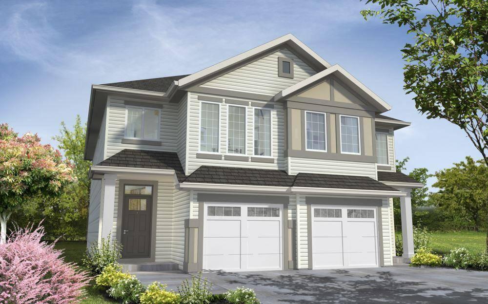 Townhouse for sale at 7268 Edgemont Wy Nw Edmonton Alberta - MLS: E4172630