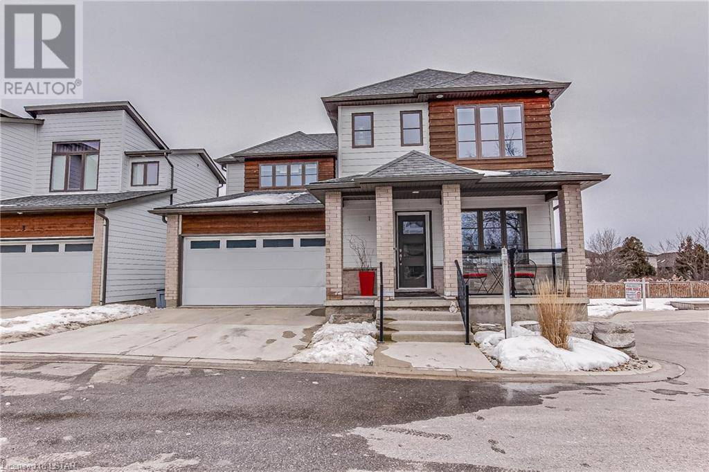 House for sale at 5 Apricot Dr Unit 727 London Ontario - MLS: 246387