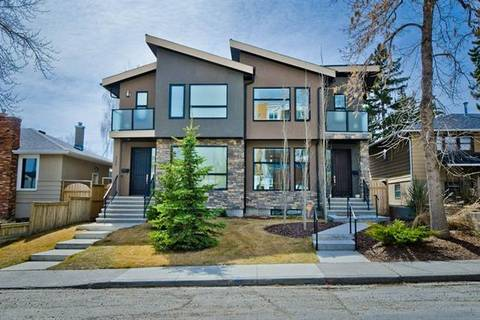 Townhouse for sale at 727 51 Ave Southwest Calgary Alberta - MLS: C4241403