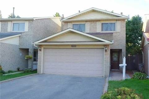 House for rent at 727 Abingdon Ct Pickering Ontario - MLS: E4651023