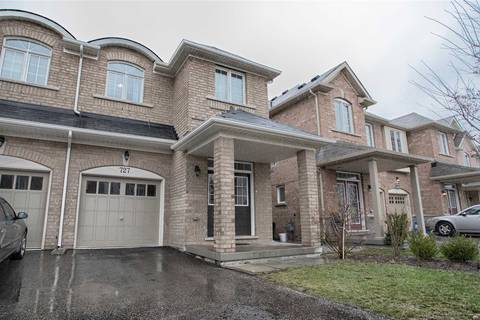 Townhouse for sale at 727 Agnew Cres Milton Ontario - MLS: W4422657