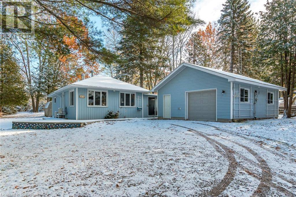 House for sale at 727 Mcmurtry Rd Midland Ontario - MLS: 234015