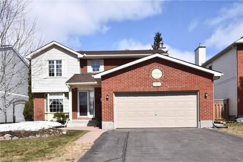 House for sale at 727 Merkley Dr Ottawa Ontario - MLS: 1145798