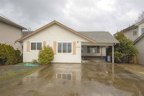 House for sale at 7270 Evans Rd Sardis British Columbia - MLS: R2432300