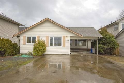 House for sale at 7270 Evans Rd Sardis British Columbia - MLS: R2432300