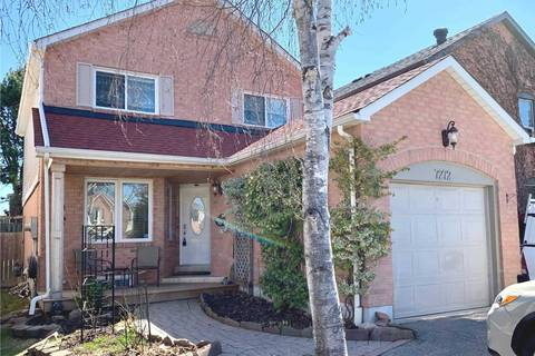 House for sale at 7272 Corrine Cres Mississauga Ontario - MLS: W4735827