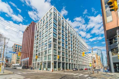 Condo for sale at 39 Brant St Unit 728 Toronto Ontario - MLS: C4733932