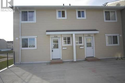 Townhouse for sale at 600 Signal Rd Unit 728 Fort Mcmurray Alberta - MLS: fm0165462