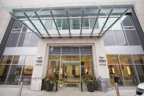 Apartment for rent at 7161 Yonge St Unit 728 Markham Ontario - MLS: N4668333