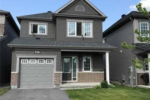 House for sale at 728 Breakstone Rd Ottawa Ontario - MLS: X4497299