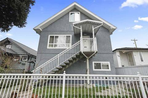 House for sale at 728 37th Ave E Vancouver British Columbia - MLS: R2447791