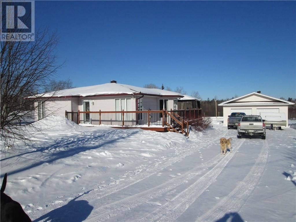 House for sale at 728 Nepewassi Lake Rd Sudbury Ontario - MLS: 2083957