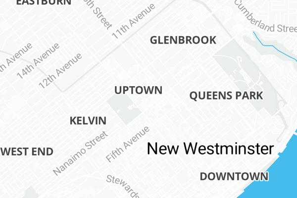 605-728 Princess Street, New Westminster, BC, V3M 6S4