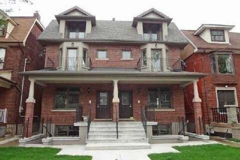 Townhouse for rent at 728 Shaw St Toronto Ontario - MLS: C4853059