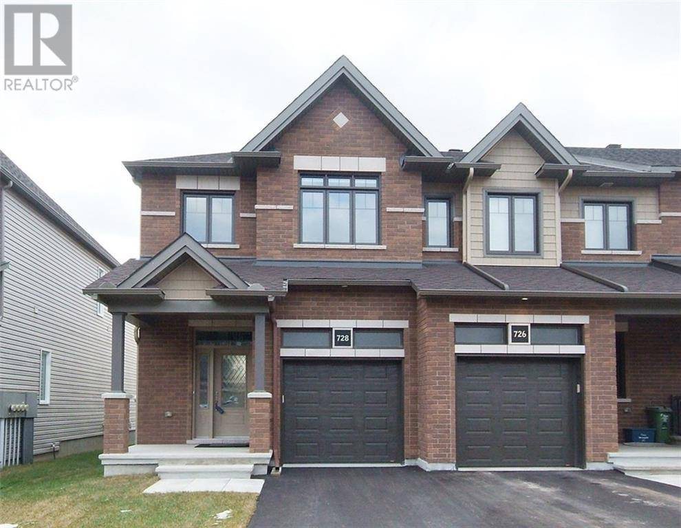 Townhouse for rent at 728 Teasel Wy Ottawa Ontario - MLS: 1176253
