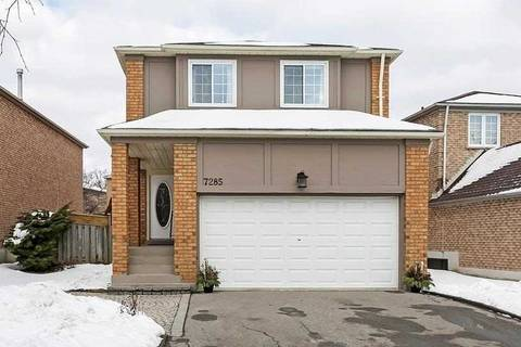 House for sale at 7285 Seabreeze Dr Mississauga Ontario - MLS: W4692032