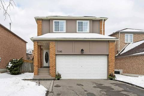 House for sale at 7285 Seabreeze Dr Mississauga Ontario - MLS: W4696623