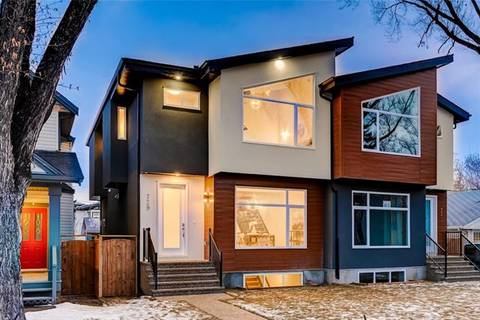 Townhouse for sale at 729 55 Ave Southwest Calgary Alberta - MLS: C4275815