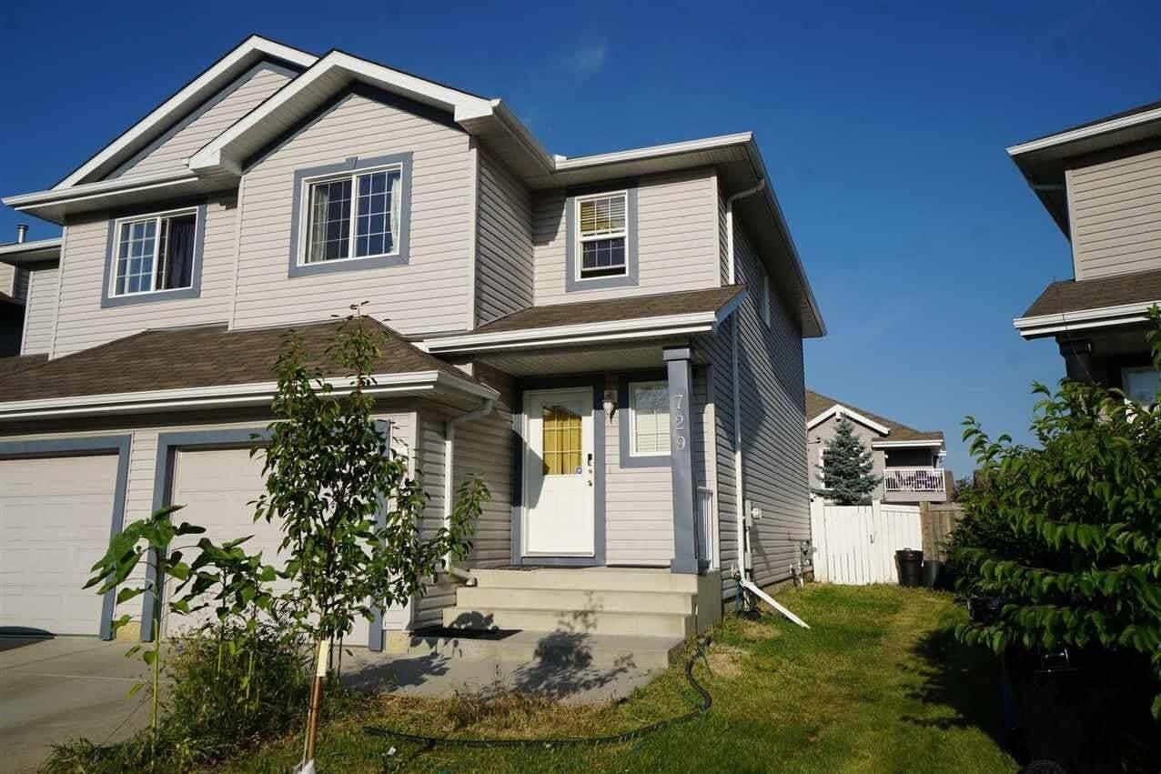 Townhouse for sale at 729 82 St SW Edmonton Alberta - MLS: E4214391