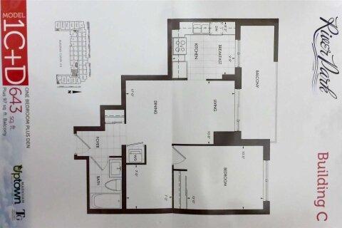 Apartment for rent at 8228 Birchmount Rd Unit 729 Markham Ontario - MLS: N5054240