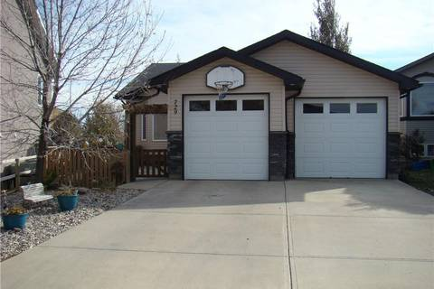 House for sale at 729 Blackfoot Te W Lethbridge Alberta - MLS: LD0181171