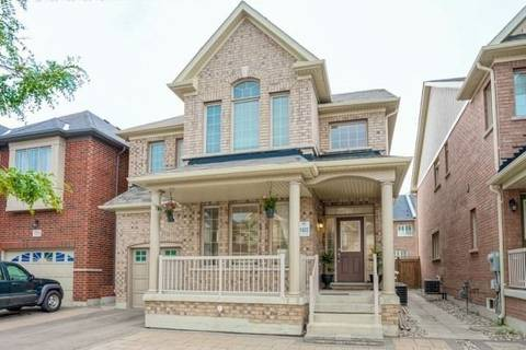 House for sale at 729 Hammersly Blvd Markham Ontario - MLS: N4553601