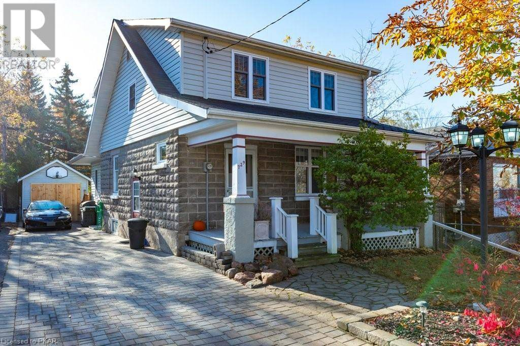 House for sale at 729 Third Ave Peterborough Ontario - MLS: 230338