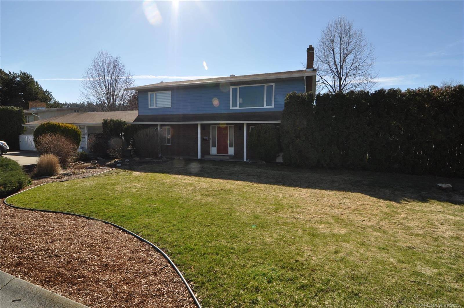 House for sale at 729 Turner Rd Kelowna British Columbia - MLS: 10202233