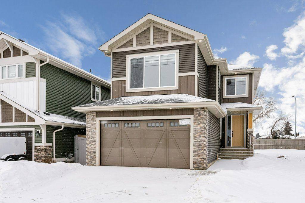 House for sale at 7292 Morgan Rd Nw Edmonton Alberta - MLS: E4192161