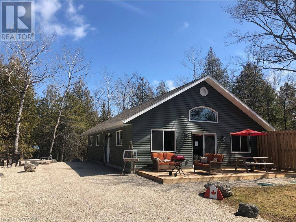 House for sale at 7294 Highway 6 Hy Tobermory Ontario - MLS: 252809