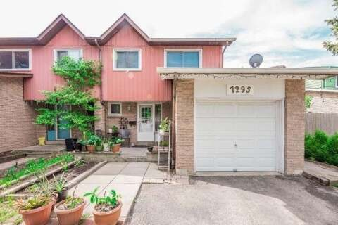 Townhouse for sale at 7295 Joliette Cres Mississauga Ontario - MLS: W4774327