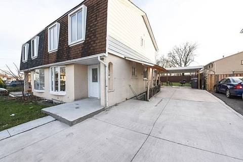 Townhouse for sale at 7296 Lancaster Ave Mississauga Ontario - MLS: W4326905