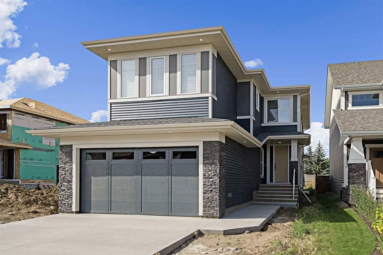 House for sale at 7296 Morgan Rd Nw Edmonton Alberta - MLS: E4161977