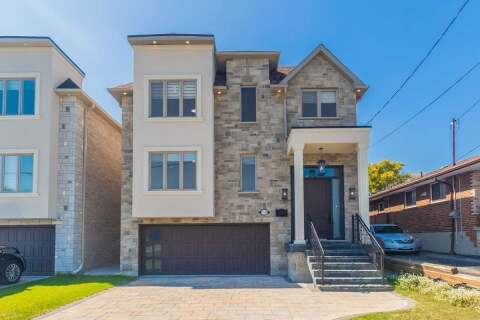 House for sale at 72 Gooderham Dr Toronto Ontario - MLS: E4916339